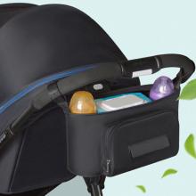 Universal Convenient Compact Durable Stroller Organizer