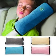 Useful Convenient Cushioned Cotton Baby Safety Belt Cover