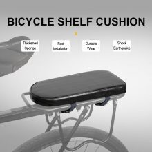Bicycle Leather Saddle Rear Seat