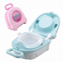 Kids Travel Potty Emergency Toilet for Outdoor Camping Car Travel Potty Training