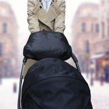 Winter Stroller Hand Muff Glove