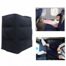 Hot selling Kids Sleeping Resting Inflatable Pillow On Airplane or Car Bus