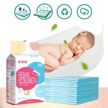 30Pcs Baby Waterproof Breathable Disposable Diaper Pads